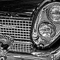 1958 Lincoln Continental Headlight by Michael Gordon