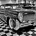 1958 Lincoln Continental Mk IIi by Michael Gordon