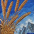1958 San Marino Stamp by Bill Owen