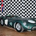 1959 Aston Martin Dbr1 by Boris Mordukhayev