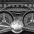 1959 Buick Lasabre Steering Wheel by Jill Reger
