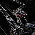 1959 Caddy Art by Steve McKinzie