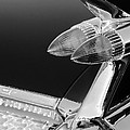 1959 Cadillac Eldorado Taillight -075bw by Jill Reger