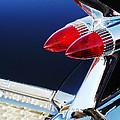 1959 Cadillac Eldorado Taillight -075c by Jill Reger
