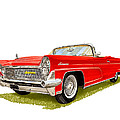 1959 Continental Convertible by Jack Pumphrey