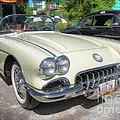 1959 Corvette by David B Kawchak Custom Classic Photography
