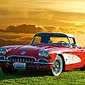 1959 Corvette Roadster by Dave Koontz