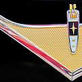 1959 Desoto Adventurer Emblem by Jill Reger