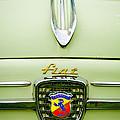 1959 Fiat 600 Derivazione 750 Abarth Hood Ornament by Jill Reger