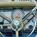 1959 Ford Thunderbird Convertible Steering Wheel by Jill Reger
