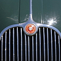 1959 Jaguar Xk150 Dhc 5d23300 by Wingsdomain Art and Photography
