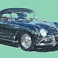 1959 Porsche Carrera Gt by Zapista Zapista