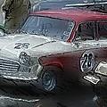 1959 Standard Vanguard Phase IIi by John Colley