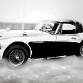 1960 Austin Healey by Bill Cannon