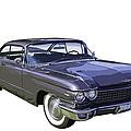 1960 Cadillac - Classic Luxury Car by Keith Webber Jr