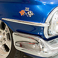 1960 Chevrolet Bel Air 012315 by Rospotte Photography