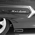 1960 Chevrolet Bel Air 3bw 012315 by Rospotte Photography