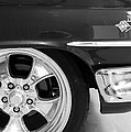 1960 Chevrolet Bel Air Bw2 012315 by Rospotte Photography