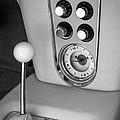 1960 Chevrolet Corvette Instruments by Jill Reger
