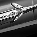 1960 Chevrolet Impala Side Emblem by Jill Reger
