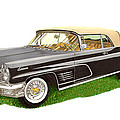 1960 Continental Convertible by Jack Pumphrey