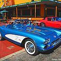 1960 Corvette by Kornel J Werner