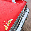 1960 Ford Galaxie Starliner Taillight Emblem by Jill Reger