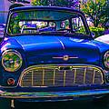 1960 Morris Mini by Daniel Enwright