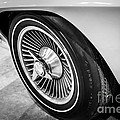 1960's Chevrolet Corvette C2 Spinner Wheel by Paul Velgos