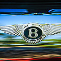 1961 Bentley S2 Continental - Flying Spur - Emblem by Jill Reger