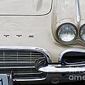 1961 Corvette by Dennis Hedberg