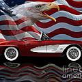1961 Corvette Tribute by Peter Piatt