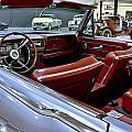 1961 Lincoln Continental Interior by Michael Gordon