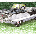1961 Nash Metro Convertible by Jack Pumphrey