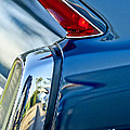 1962 Cadillac Deville Taillight by Jill Reger
