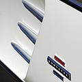 1962 Chevrolet Corvette Side Emblem by Jill Reger