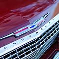 1962 Chevrolet Impala Ss Grille by Jill Reger
