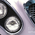 1962 Chrysler Newport Front End by Anna Lisa Yoder