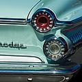 1962 Dodge Dart Taillight by Jill Reger
