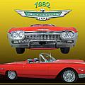 1962 Ford T-bird Sport by Jack Pumphrey