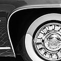 1962 Ghia L6.5 Coupe Wheel Emblem by Jill Reger