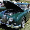 1962 Jaguar Mark II 5d23332 by Wingsdomain Art and Photography