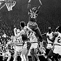 1962 Nba All-star Game by Underwood Archives