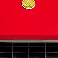 1963 Apollo Gran Tourismo Hood Emblem by Jill Reger