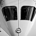 1963 Chevrolet Corvette Split Window -399bw by Jill Reger