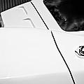 1963 Chevrolet Corvette Split Window -556bw by Jill Reger