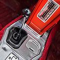 1963 Chevrolet Corvette Split Window Dash -155c by Jill Reger