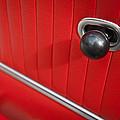 1963 Chevrolet Corvette Split Window Door Latch -185c by Jill Reger