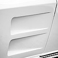 1963 Chevrolet Corvette Split Window Emblem -062bw by Jill Reger