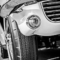 1963 Chevrolet Corvette Split Window Grille -209bw by Jill Reger